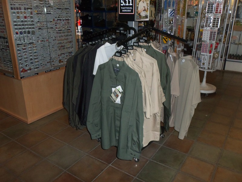 Miller's Surplus - The World's Greatest Store - Military Clothing
