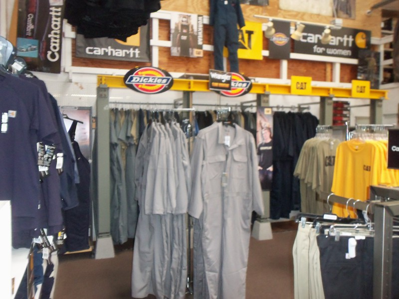 Millers clothing store