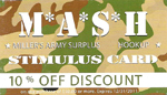 Miller's Surplus Discount Card