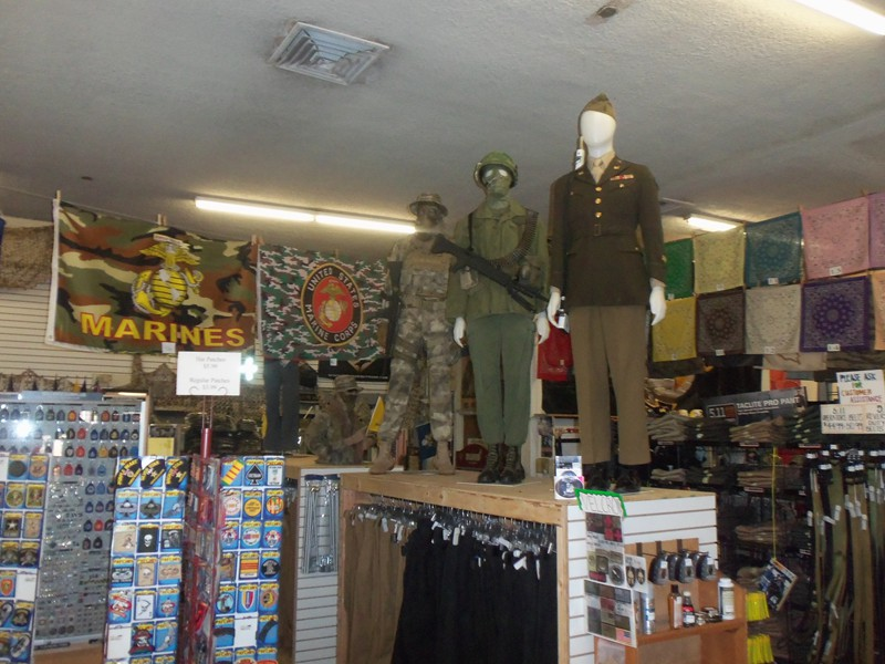 Miller's Surplus